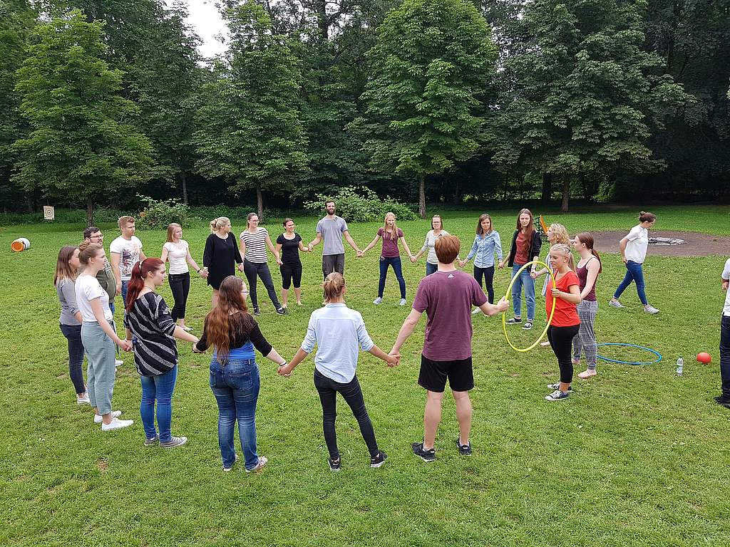 Workshop Kooperative Spiele