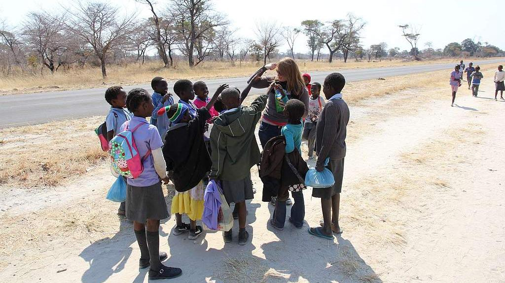 Namibia School Project